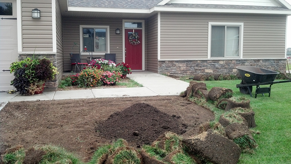 Landscape gal for Landscaping rocks new plymouth